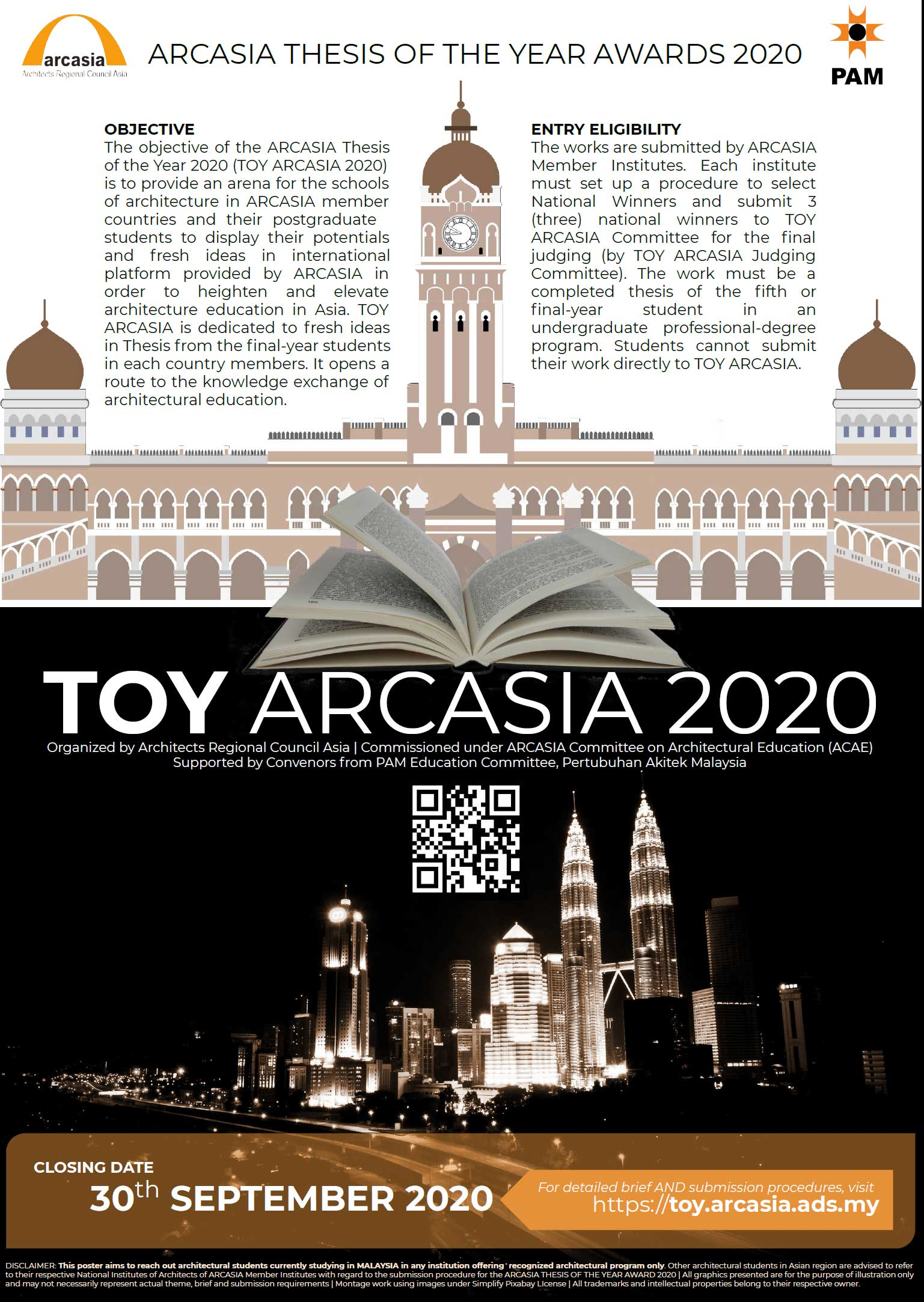 ARCASIA Thesis Of The Year Awards 2020